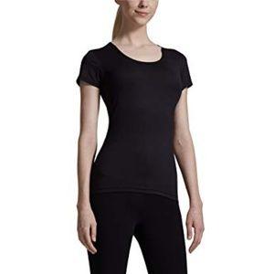 32 Degrees Black Weatherproof Cool Scoop T-Shirt